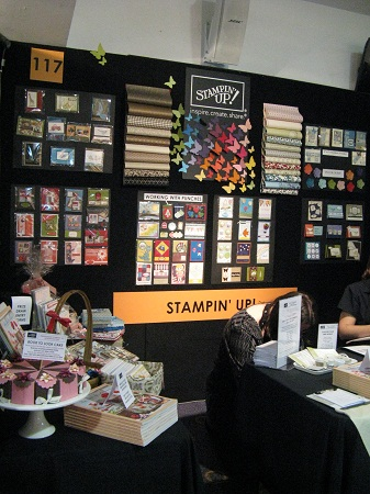 Quilting and Craft Show, Caulfield Racecourse 27th Oct 2011 001