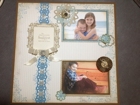 Blog hop and Claires 005